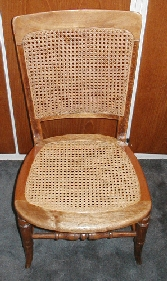 Victorian Nusing chair, Click for details